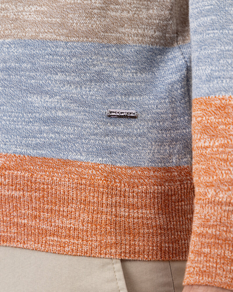 Sweter Daniel Hechter 65004-111812_450 niebieski - fot:3