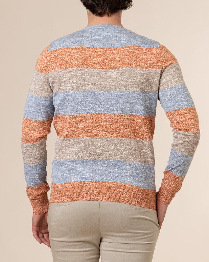 Sweter Daniel Hechter 65004-111812_450 niebieski - fot:4