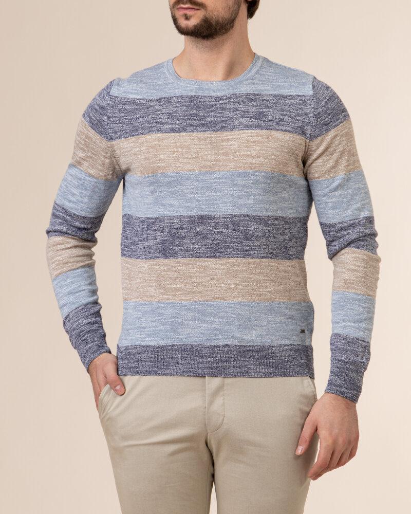Sweter Daniel Hechter 65004-111812_680 niebieski - fot:2