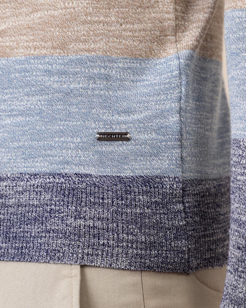 Sweter Daniel Hechter 65004-111812_680 niebieski - fot:3