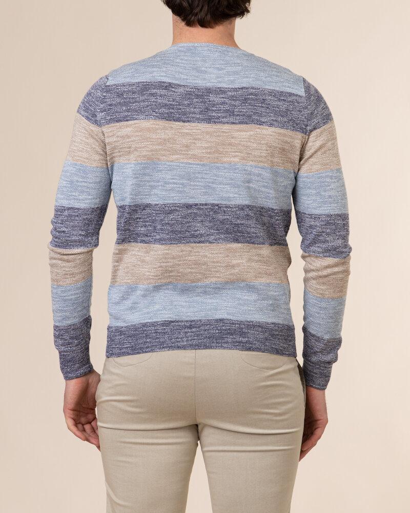 Sweter Daniel Hechter 65004-111812_680 niebieski - fot:4