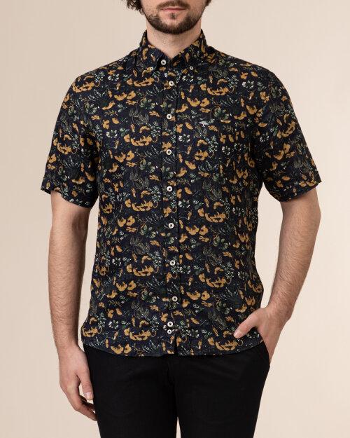 Koszula Fynch-Hatton 11219021_9021 czarny
