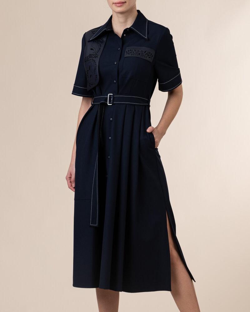 Sukienka Beatrice B 21FE6414MOVI33_590 granatowy - fot:2