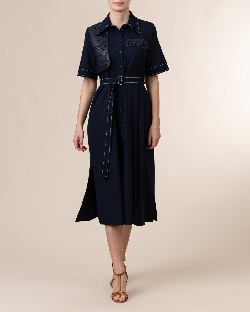 Sukienka Beatrice B 21FE6414MOVI33_590 granatowy - fot:5