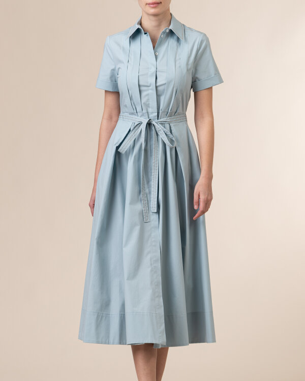 Sukienka Beatrice B 21FE6479POP44_510 niebieski