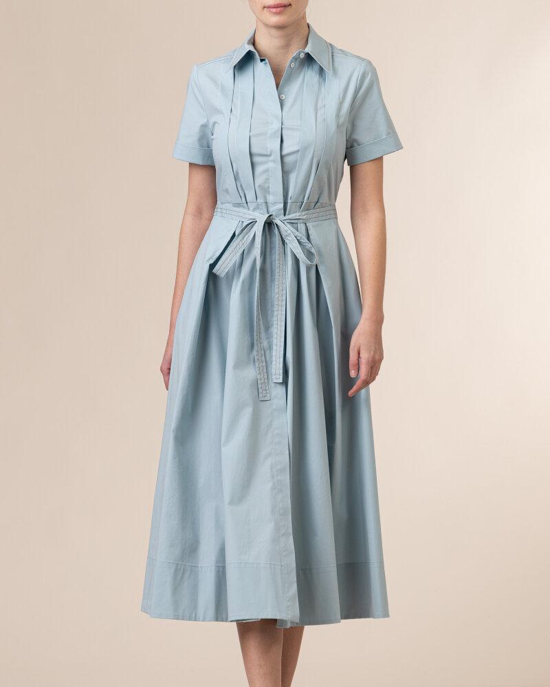 Sukienka Beatrice B 21FE6479POP44_510 niebieski - fot:2