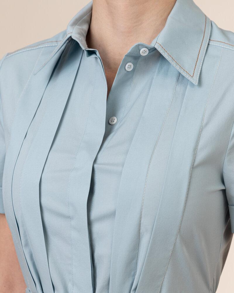 Sukienka Beatrice B 21FE6479POP44_510 niebieski - fot:3