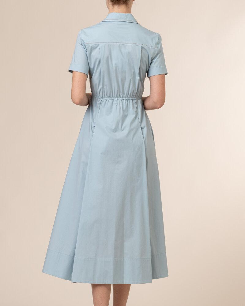 Sukienka Beatrice B 21FE6479POP44_510 niebieski - fot:4