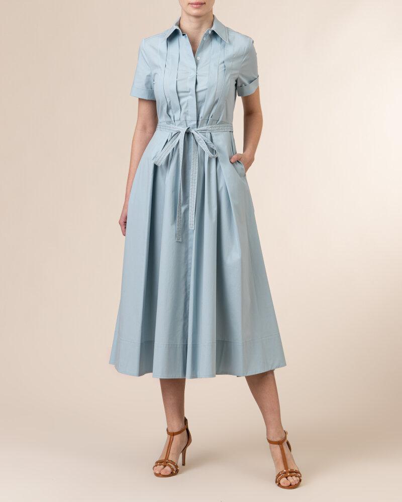 Sukienka Beatrice B 21FE6479POP44_510 niebieski - fot:5