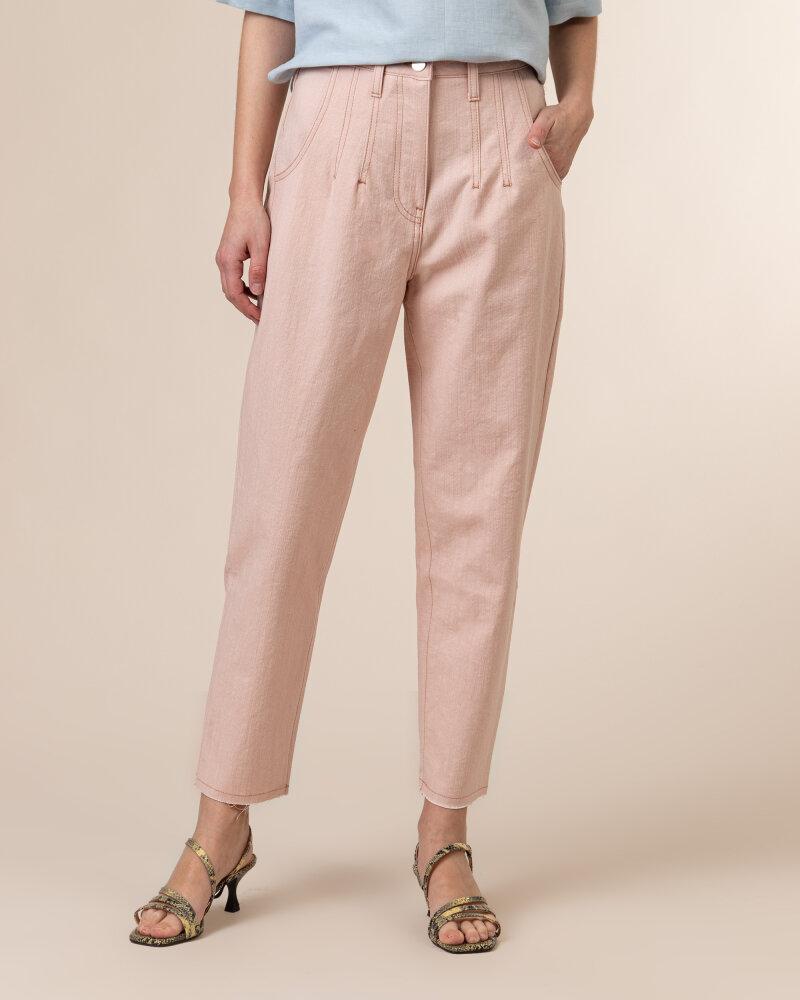 Spodnie Beatrice B 21FE1504442083_200 różowy - fot:2