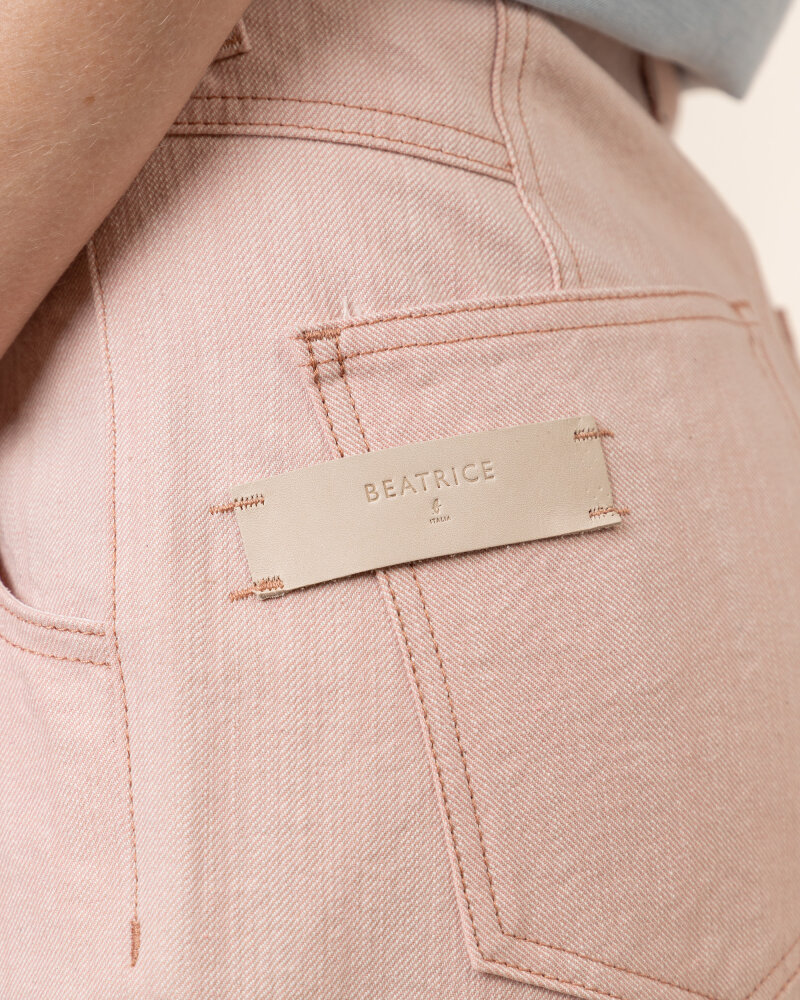 Spodnie Beatrice B 21FE1504442083_200 różowy - fot:3
