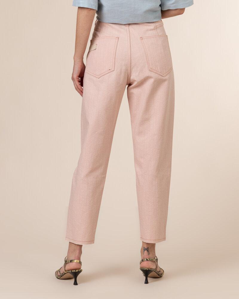 Spodnie Beatrice B 21FE1504442083_200 różowy - fot:4