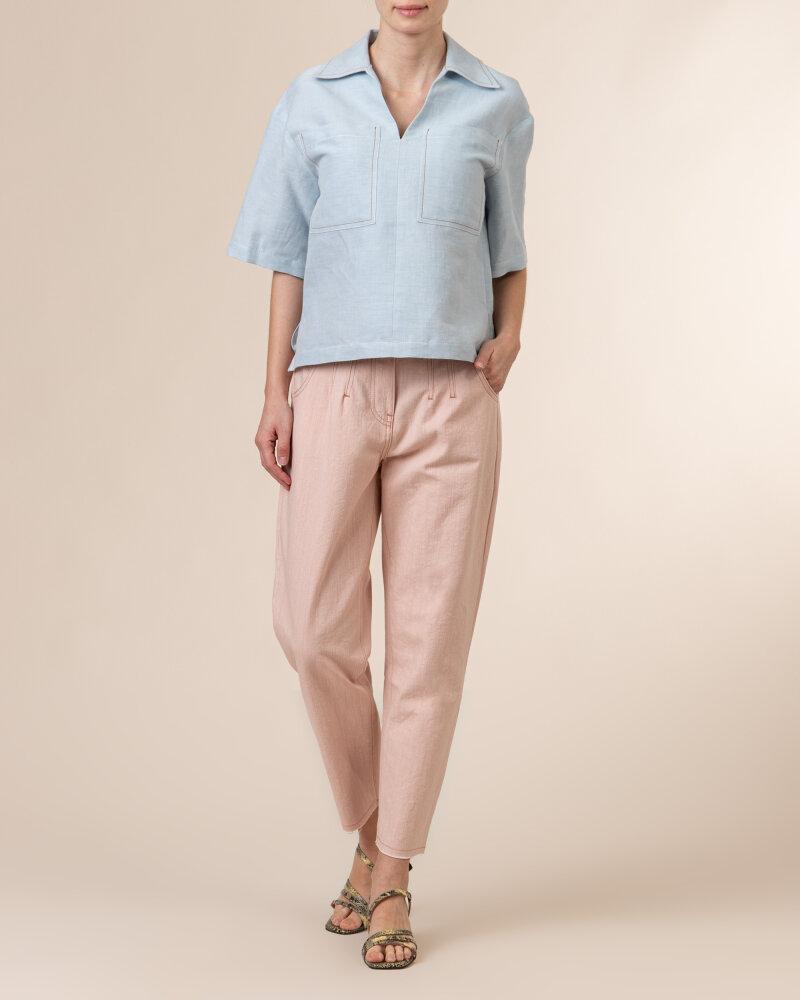 Spodnie Beatrice B 21FE1504442083_200 różowy - fot:5