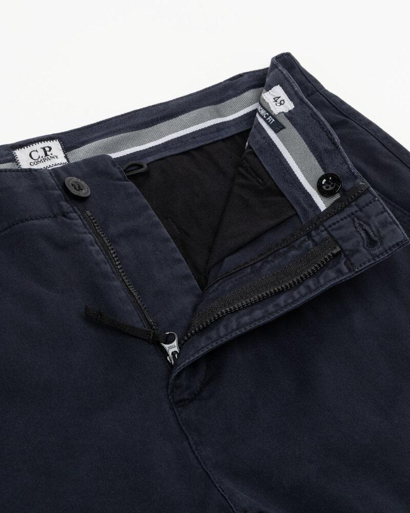 Spodnie C.p. Company 10CMPA151A005694G_888 granatowy - fot:2