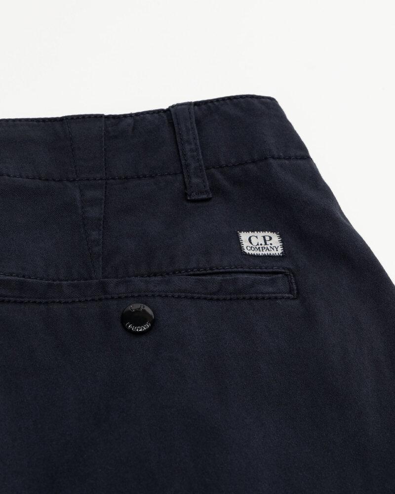 Spodnie C.p. Company 10CMPA151A005694G_888 granatowy - fot:4