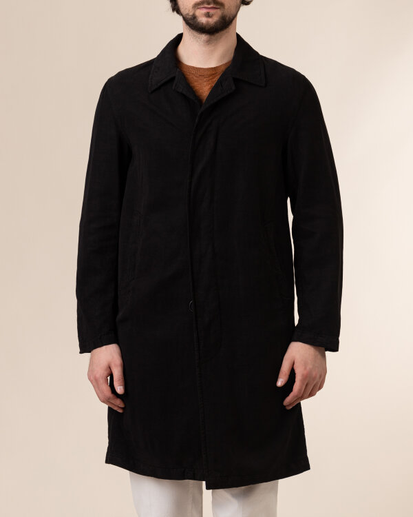 Płaszcz Oscar Jacobson SEVIN 7140_5626_310 czarny