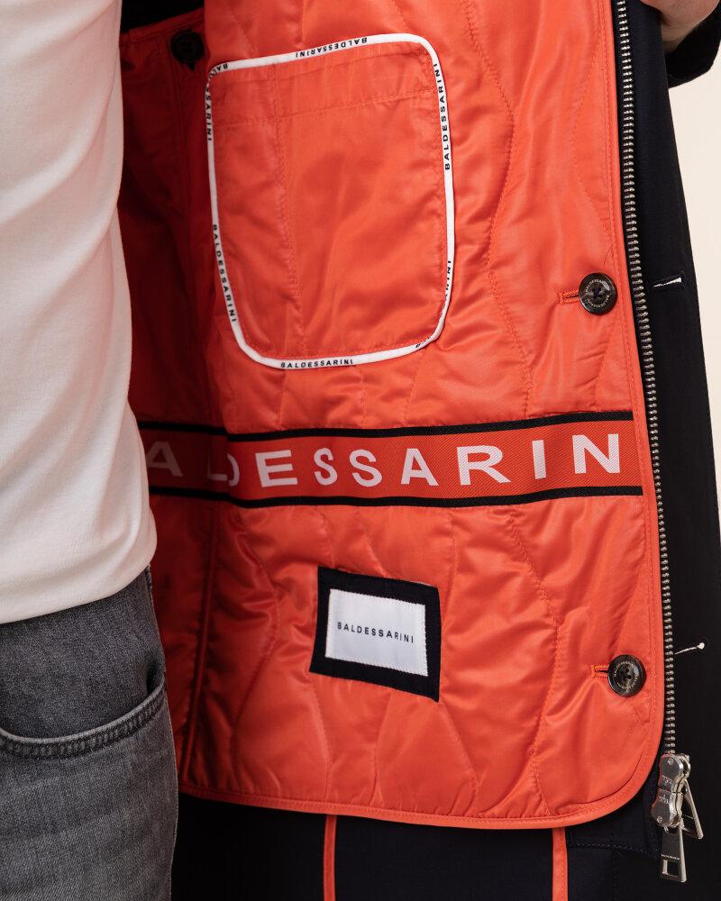 Płaszcz Baldessarini 4020_10005_6300 granatowy - fot:4