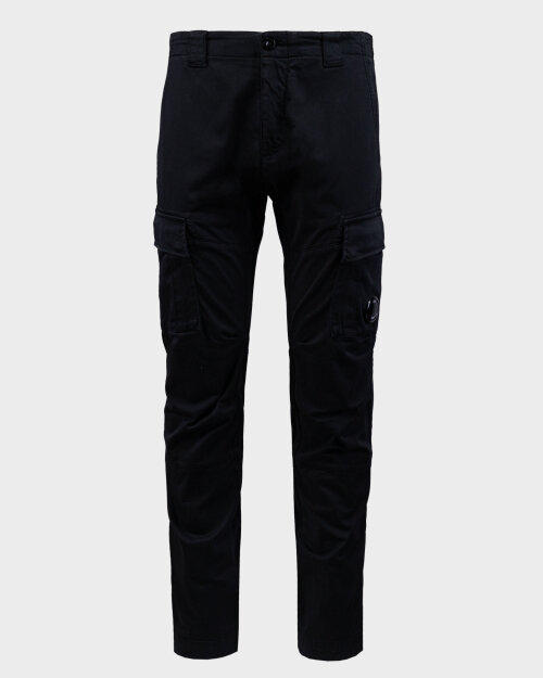 Spodnie C.p. Company 10CMPA151A005694G_999 czarny