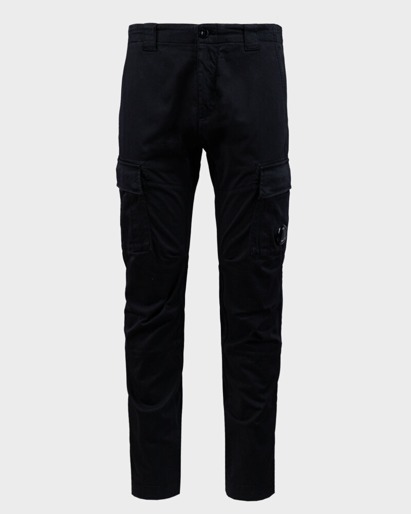 Spodnie C.p. Company 10CMPA151A005694G_999 czarny - fot:1