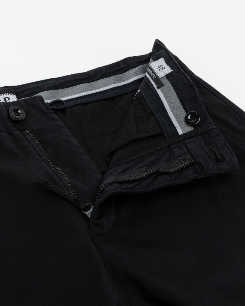 Spodnie C.p. Company 10CMPA151A005694G_999 czarny - fot:2