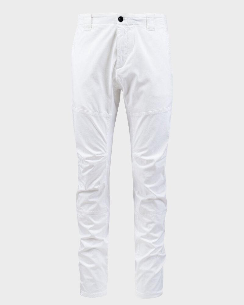 Spodnie C.p. Company 10CMPA153A005694G_103 biały - fot:1