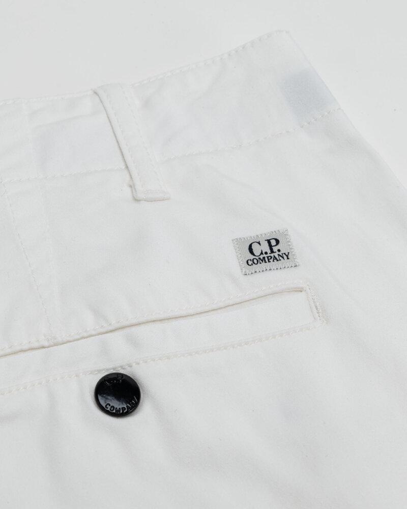 Spodnie C.p. Company 10CMPA153A005694G_103 biały - fot:4
