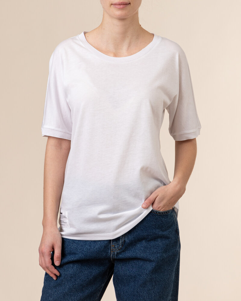 T-Shirt Blauer BLDH02318_5984_100 biały - fot:2