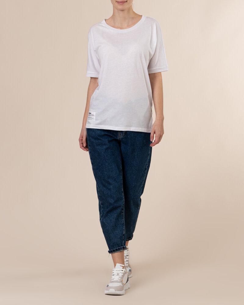 T-Shirt Blauer BLDH02318_5984_100 biały - fot:5