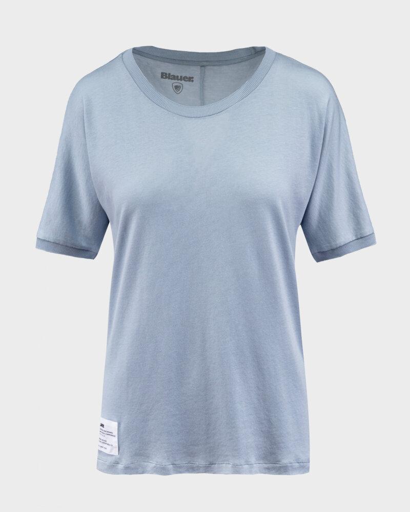 T-Shirt Blauer BLDH02318_5984_840 niebieski - fot:1