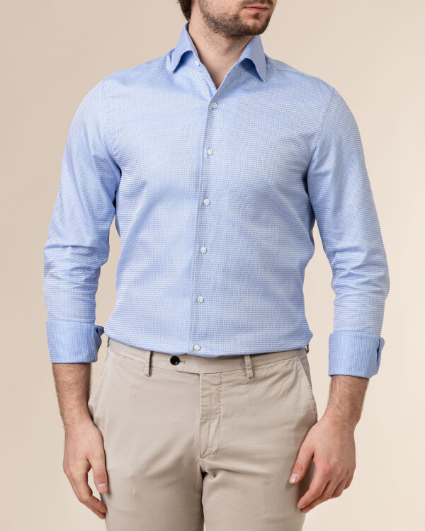 Koszula Stenstroms 702501_8100_100 niebieski