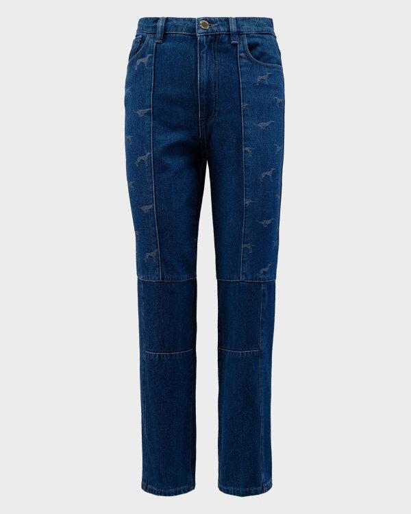 Spodnie Trussardi  56J00138_1T004846_U280 niebieski