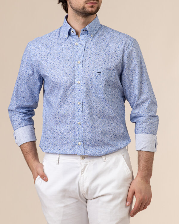 Koszula Fynch-Hatton 11215060_5065 niebieski
