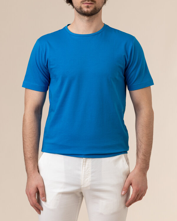 T-Shirt Pierre Cardin 01247_52370_3761 niebieski