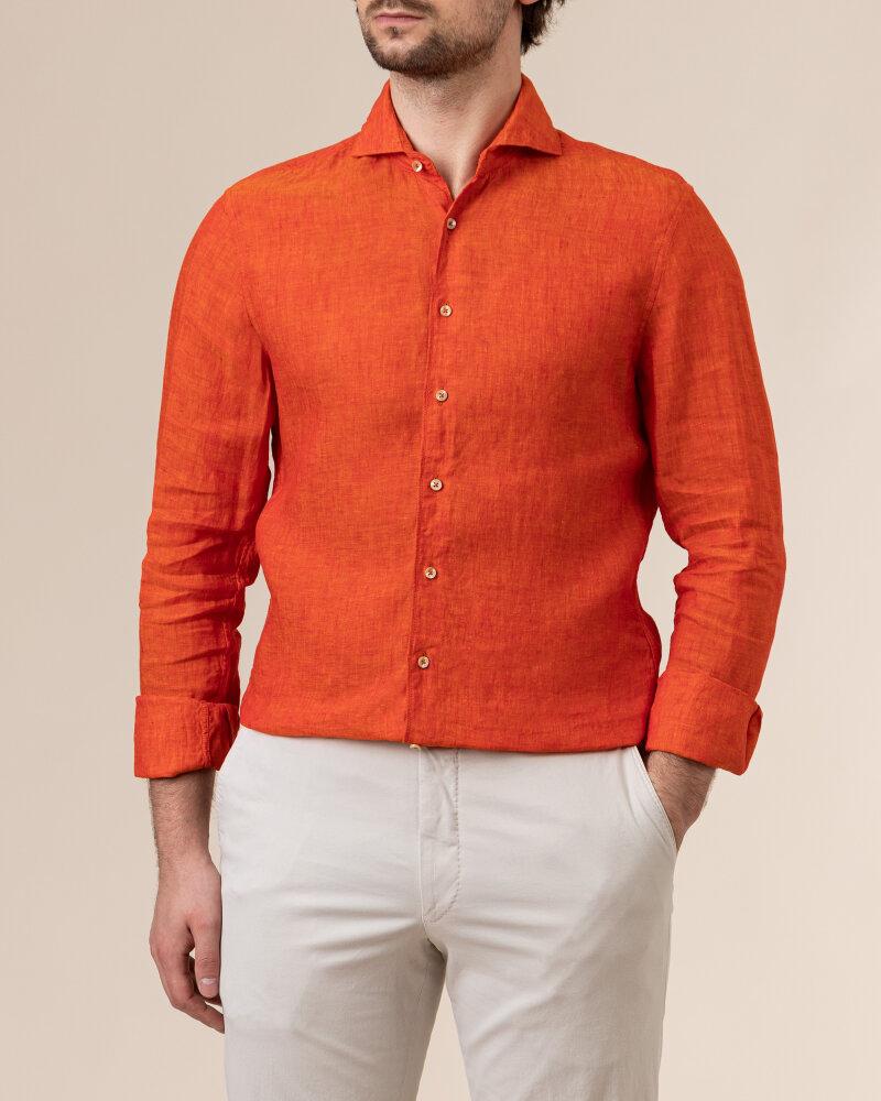 Koszula Stenstroms 775221_7970_770 pomarańczowy - fot:2