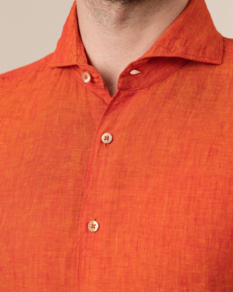 Koszula Stenstroms 775221_7970_770 pomarańczowy - fot:3