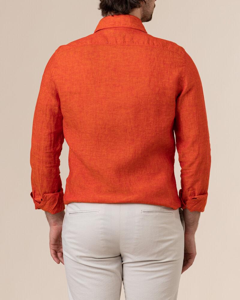 Koszula Stenstroms 775221_7970_770 pomarańczowy - fot:4