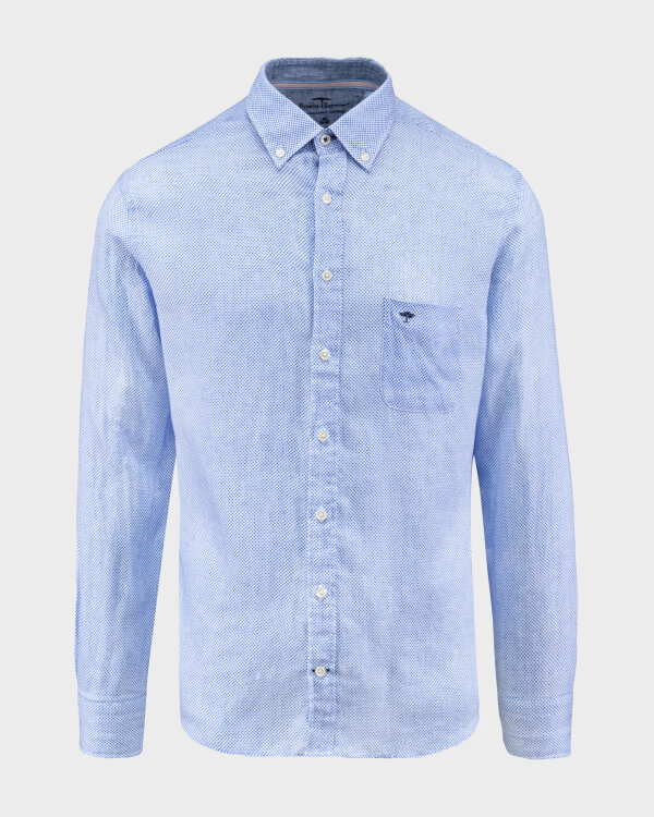 Koszula Fynch-Hatton 11216040_6043 niebieski
