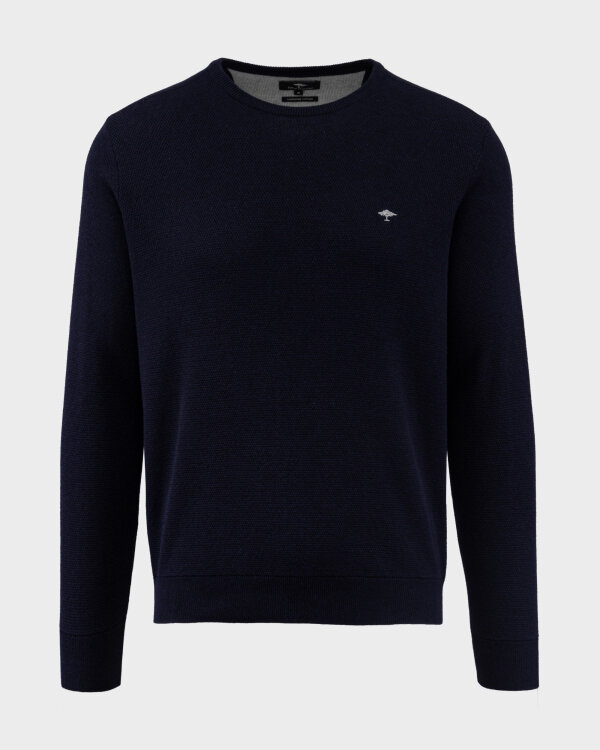 Sweter Fynch-Hatton 1121220_690 granatowy