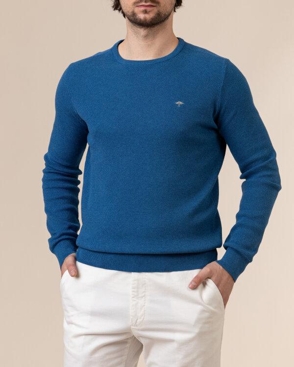Sweter Fynch-Hatton 1121220_634 niebieski