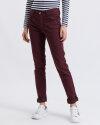 Spodnie Atelier Gardeur ZURI108 81421_38 bordowy