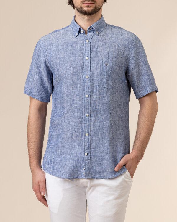 Koszula Fynch-Hatton 11216031_6033 niebieski