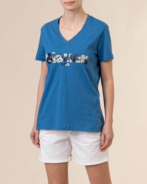 T-Shirt Blauer BLDH02139_4547_801 niebieski