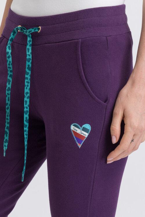 Spodnie Femi Stories LUSTIN _GRP fioletowy
