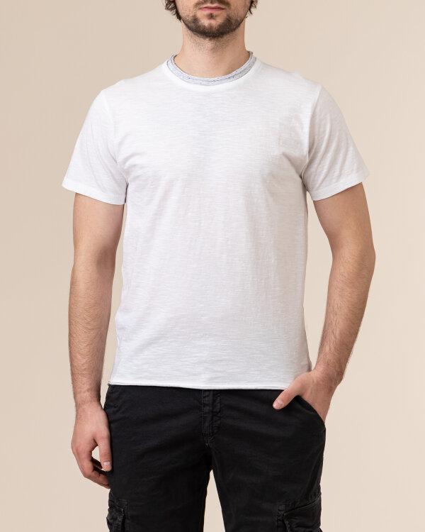 T-Shirt Bomboogie TM6349_JSSG_00 biały