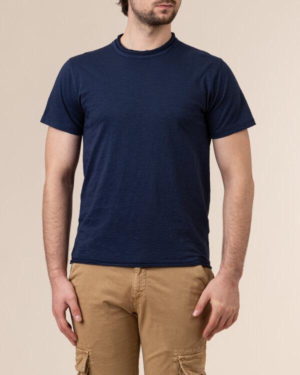 T-Shirt Bomboogie TM6349_JSSG_205 granatowy