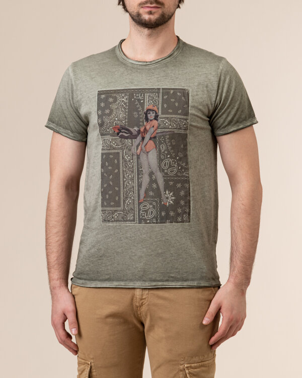 T-Shirt Bomboogie TM6975_JSEP_34 wielobarwny