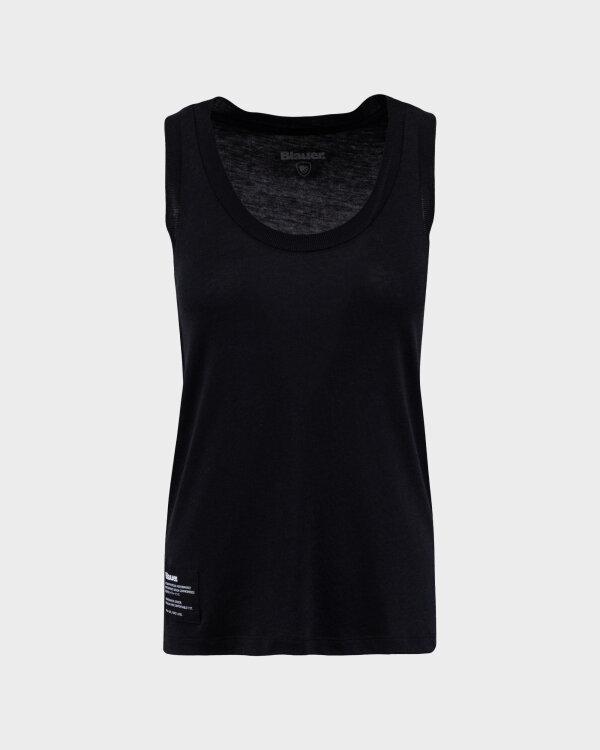 Bluzka Blauer BLDH03320_5984_999 czarny