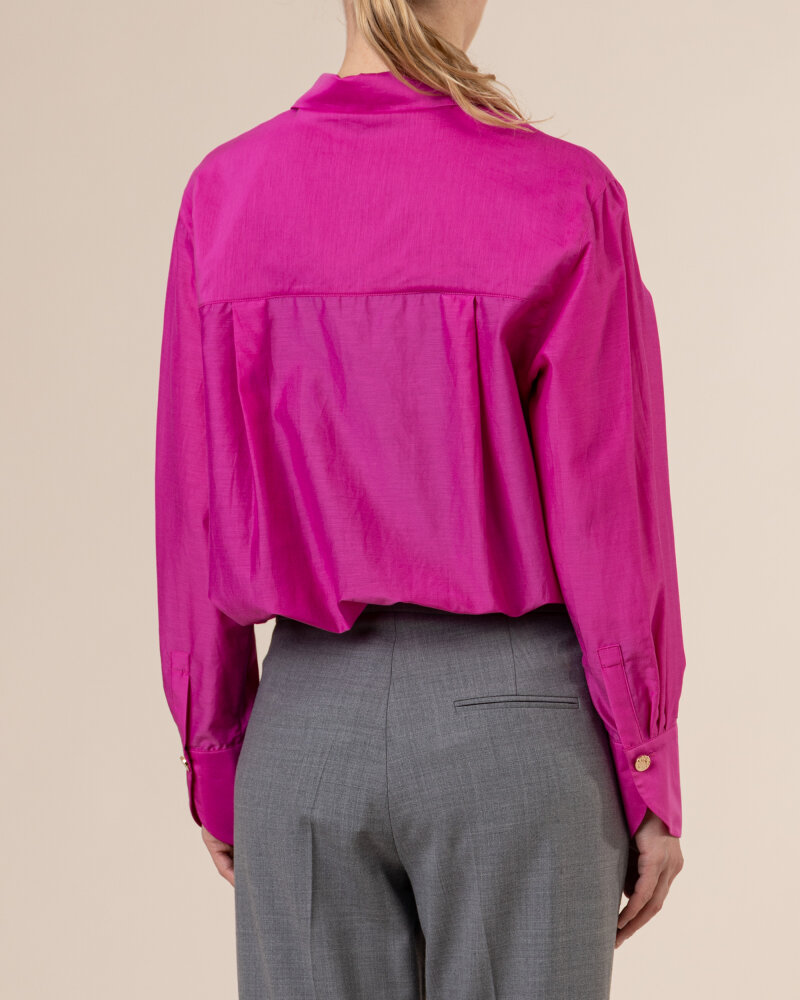 Bluzka Patrizia Aryton 05872-60_72 różowy - fot:4