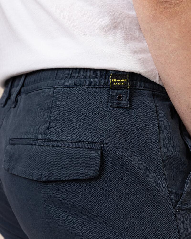Spodnie Blauer BLUP01263_5995_802 niebieski - fot:3