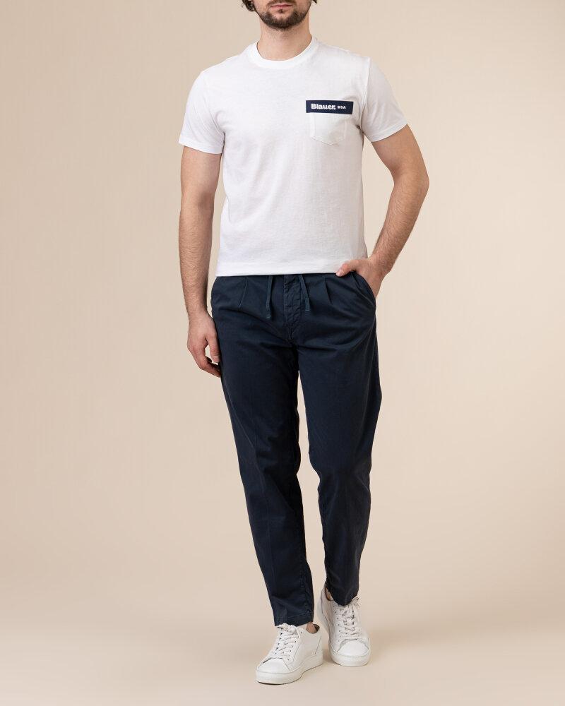Spodnie Blauer BLUP01263_5995_802 niebieski - fot:5